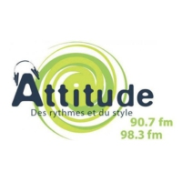 Logo of radio station Attitude