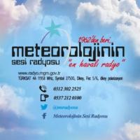Logo de la radio Meteorolojinin Sesi Radyosu