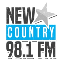 Logo of radio station CFCW-FM New Country 98.1