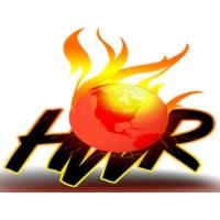 Logo of radio station Hot World Radio