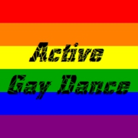 Logo de la radio Active Gay Dance
