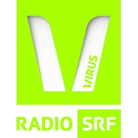 Logo of radio station SRF Virus