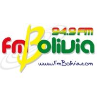 Logo of radio station Radio FM Bolivia