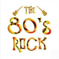 Logo of radio station Hard Rock 80s