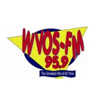 Logo of radio station WVOS 95.9 VOS FM