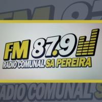 Logo of radio station FM 87.9 Radio Comunal Sa Pereira