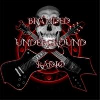 Logo of radio station Branded Underground Radio