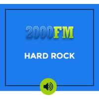 Logo de la radio 2000 Fm - Hard Rock