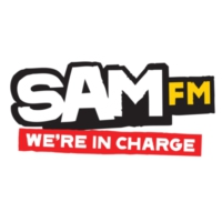 Logo of radio station SamFM South Coast