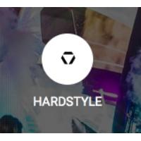 Logo of radio station Parazhit Hardstyle