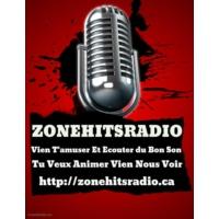 Logo de la radio Zonehitsradio.ca