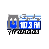 Logo of radio station Arandas 107.3 FM
