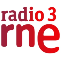 Logo of radio station RNE Ràdio 3