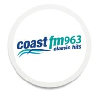 Logo of radio station COAST FM 96.3