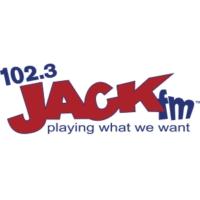 Logo de la radio WXMA 102.3 Jack FM