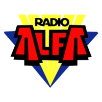 Logo of radio station Radio Alfa Canavese