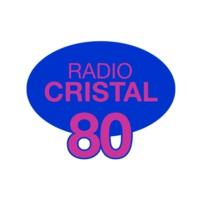 Logo de la radio Cristal 80
