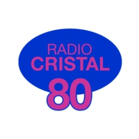 Logo of radio station Cristal 80