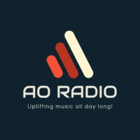 Logo of radio station AO Radio
