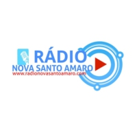 Logo of radio station RADIO NOVA SANTO AMARO