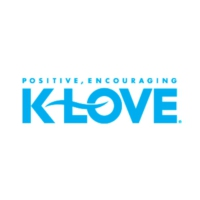 Logo of radio station KLVP K-LOVE Radio