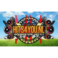 Logo of radio station Hits4you