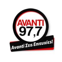 Logo de la radio Avanti 97.7