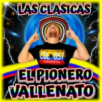 Logo of radio station EL PIONERO VALLENATO