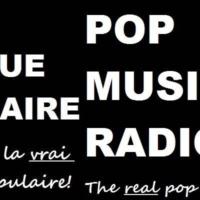 Logo de la radio RMP -  Radio Musique Populaire (Canada) - PMR - Pop Music Radio (Canada)