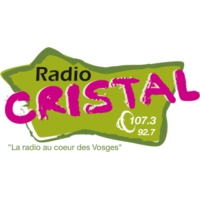 Logo of radio station Radio Cristal Vosges