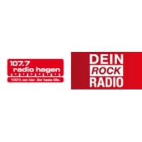 Logo de la radio 107.7 Radio Hagen - Dein Rock Radio
