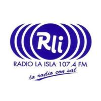 Logo of radio station Radio La Isla 107.4 FM