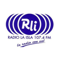 Logo of radio station Radio La Isla 107.4 FM
