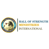 Logo de la radio Hall of Strength Ministries International