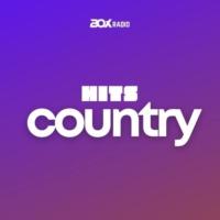 Logo de la radio BOX : Hits Country
