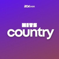Logo de la radio BOX : Hits Country
