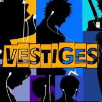 Logo of radio station +Vestiges