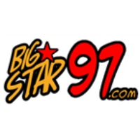 Logo of radio station Big Star 97
