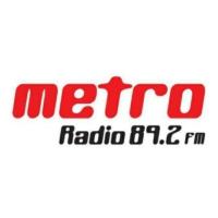 Logo of radio station Metro Radio 89.2