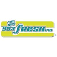 Logo de la radio CING Fresh FM 95.3