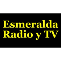 Logo of radio station Esmeralda Radio TV