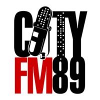 Logo of radio station City FM 89
