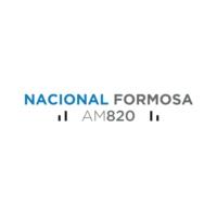 Logo of radio station LRA 8 Formosa