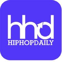 Logo of radio station Hip-Hop Daily
