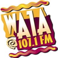 Logo de la radio WAOA 107.1 A1A