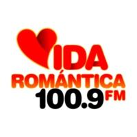 Logo de la radio XHJD Vida Romántica 105.9