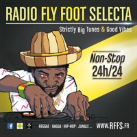 Logo of radio station Radio Fly Foot Selecta