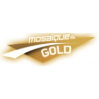 Logo of radio station Mosaique FM Gold