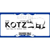 Logo of radio station KOTZ RADIO 720 AM