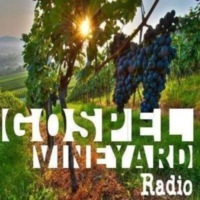 Logo of radio station Gospel Vineyard Radio